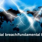 英文契約の基本的な表現 第49回 material breach/fundamental breach